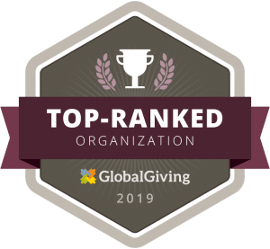 GlobalGiving Top Ranked Organisation