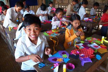 empowering cambodian children