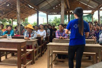 rural Cambodian communities
