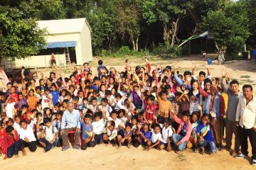 Helping Hands - providing better access to education for rural children in Cambodia
