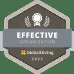Globalgiving effective organisation