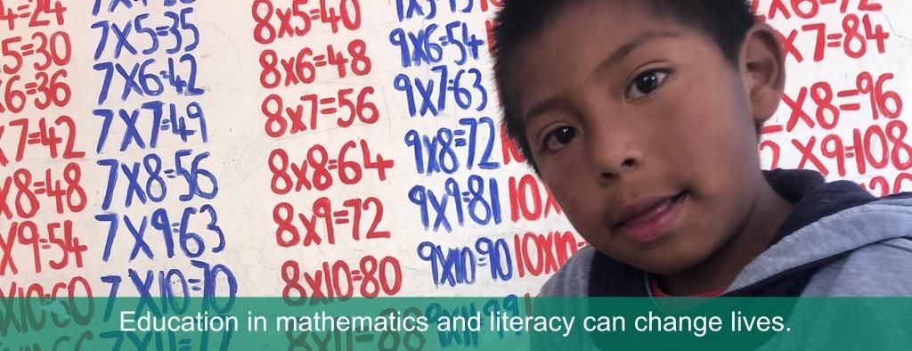 providing access to better education to children Cusco Peru