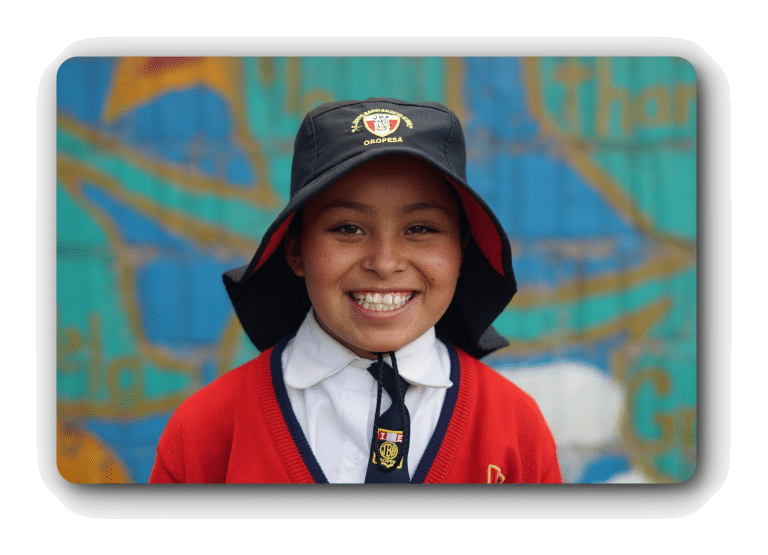 What we do to support the children in Peru