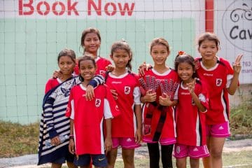 Empowering Girls with Sports