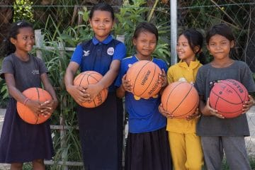 Empowering Children Through Sports