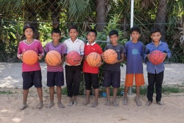 Bringing Sports to Disadvantaged Kids