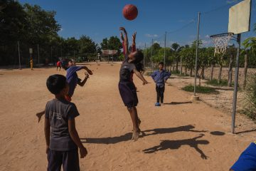 Charity Sports Project Cambodia