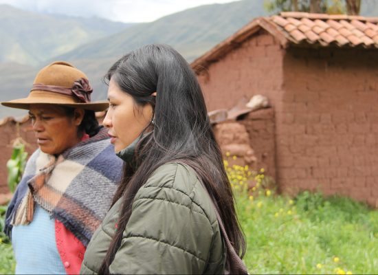 help us support and empower women in rural peruvian communities