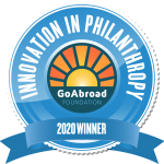 2020 GoAbroad Award Winner