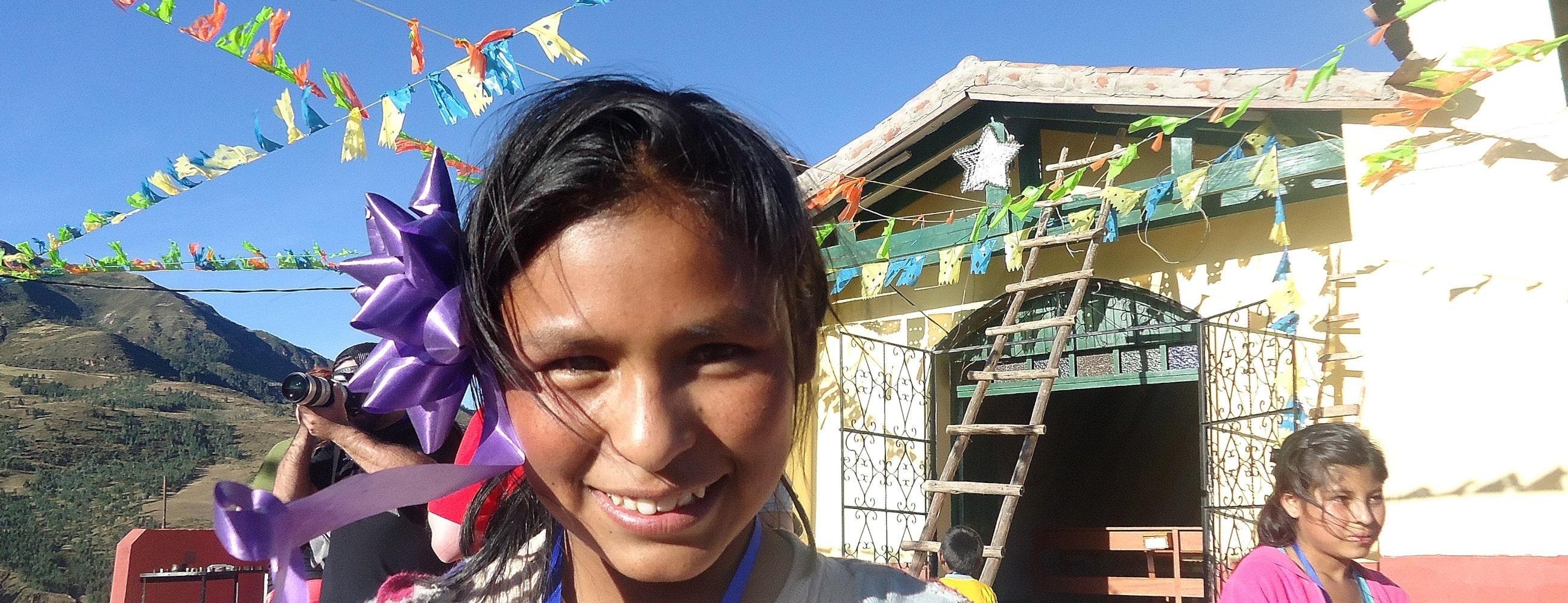 Peru Community Project Children