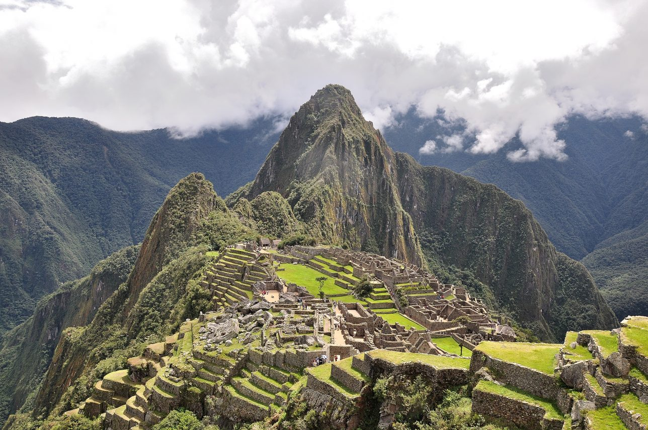 The incredible Machu Picchu