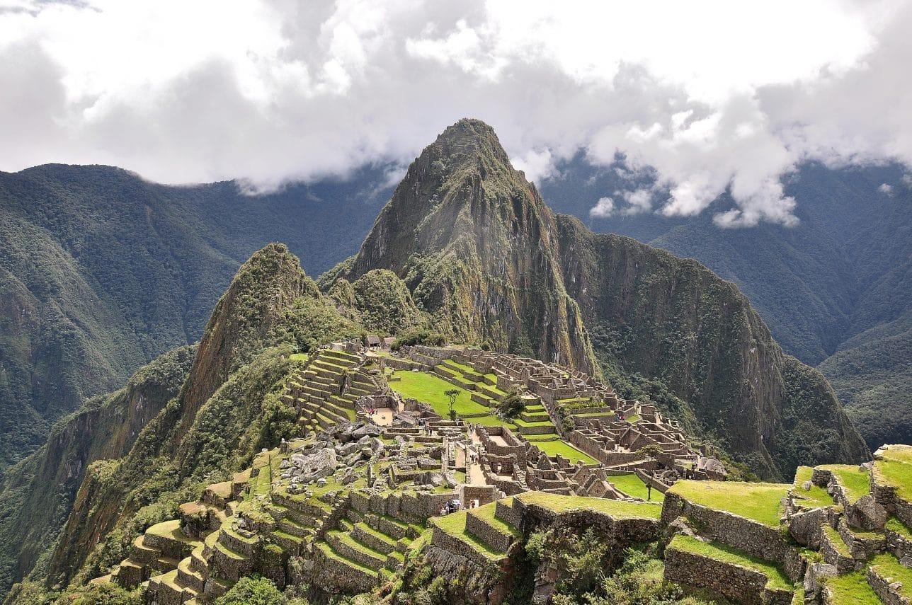 The incredible Machu Picchu