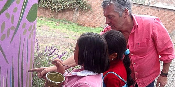 Teaching assistant at the Cusco volunteer programme