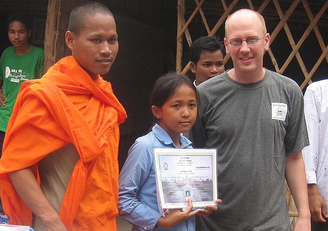 Globalteer volunteer organisation