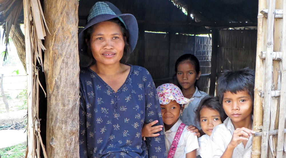 Families are better together in Cambodia