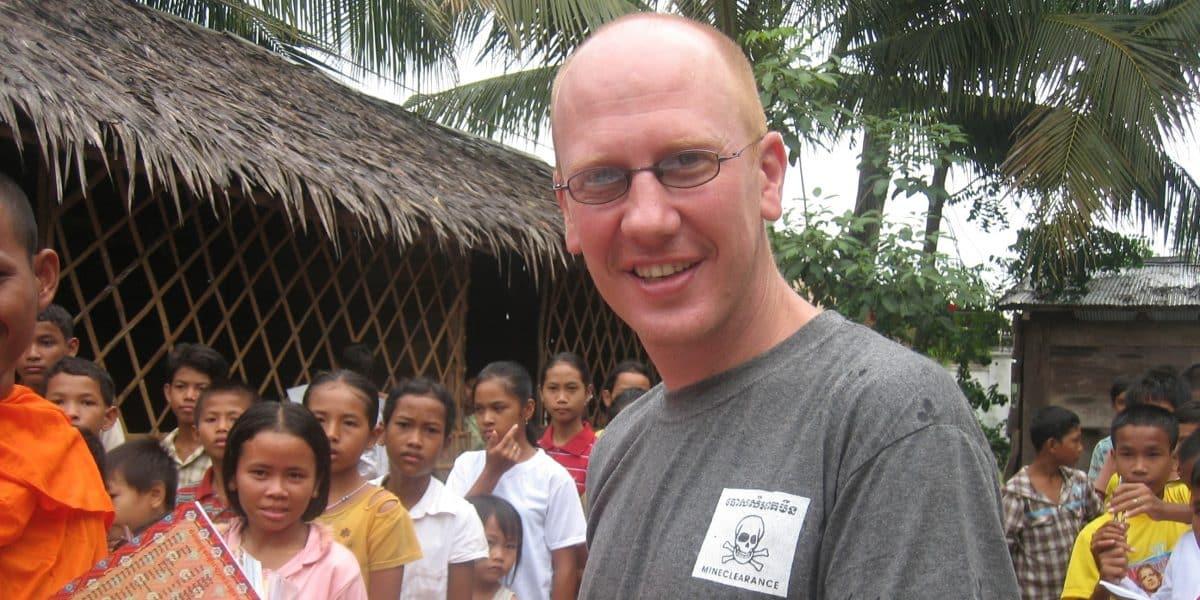 Jim Elliott, Globalteer Founder
