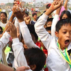 Soccer programme Siem Reap