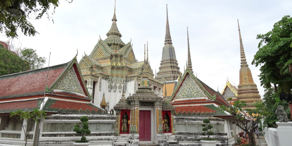 Wat Po Temple Bangkok