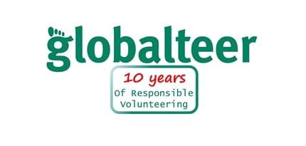 Globalteer 10 years of Responsible Volunteering