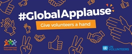 Global Applause banner