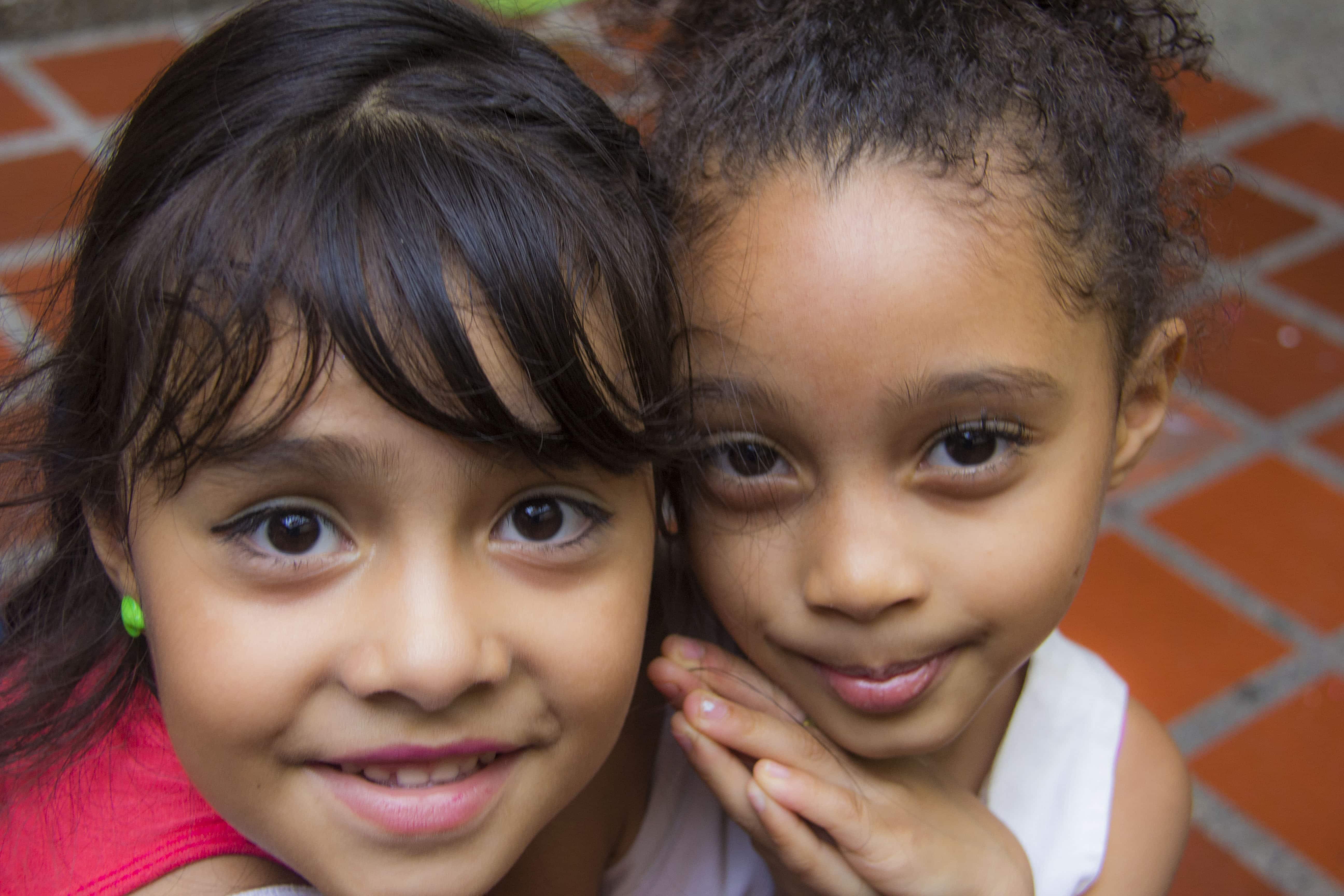 Colombia kids project, Medellin