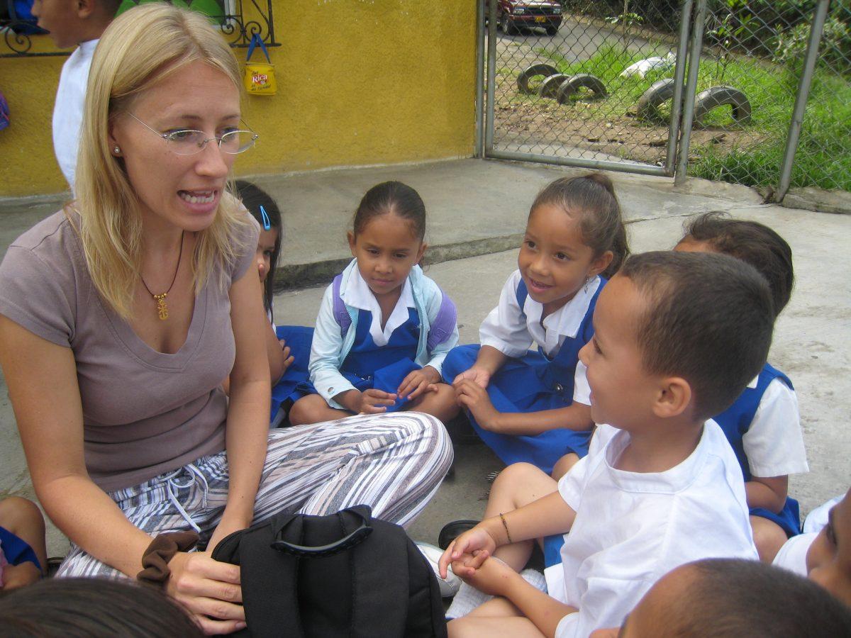 Community and teaching volunteers