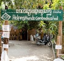 Helping Hands School in Siem Reap