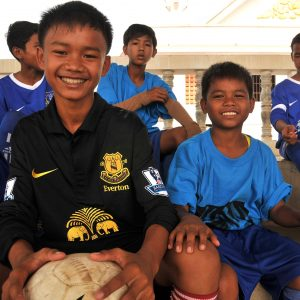 Globalteer soccer project