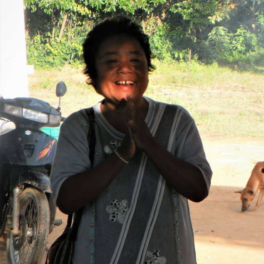 Sovanna Helping Hands staff