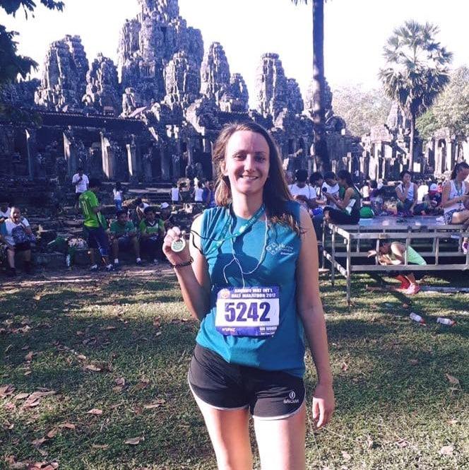Angkor fun run