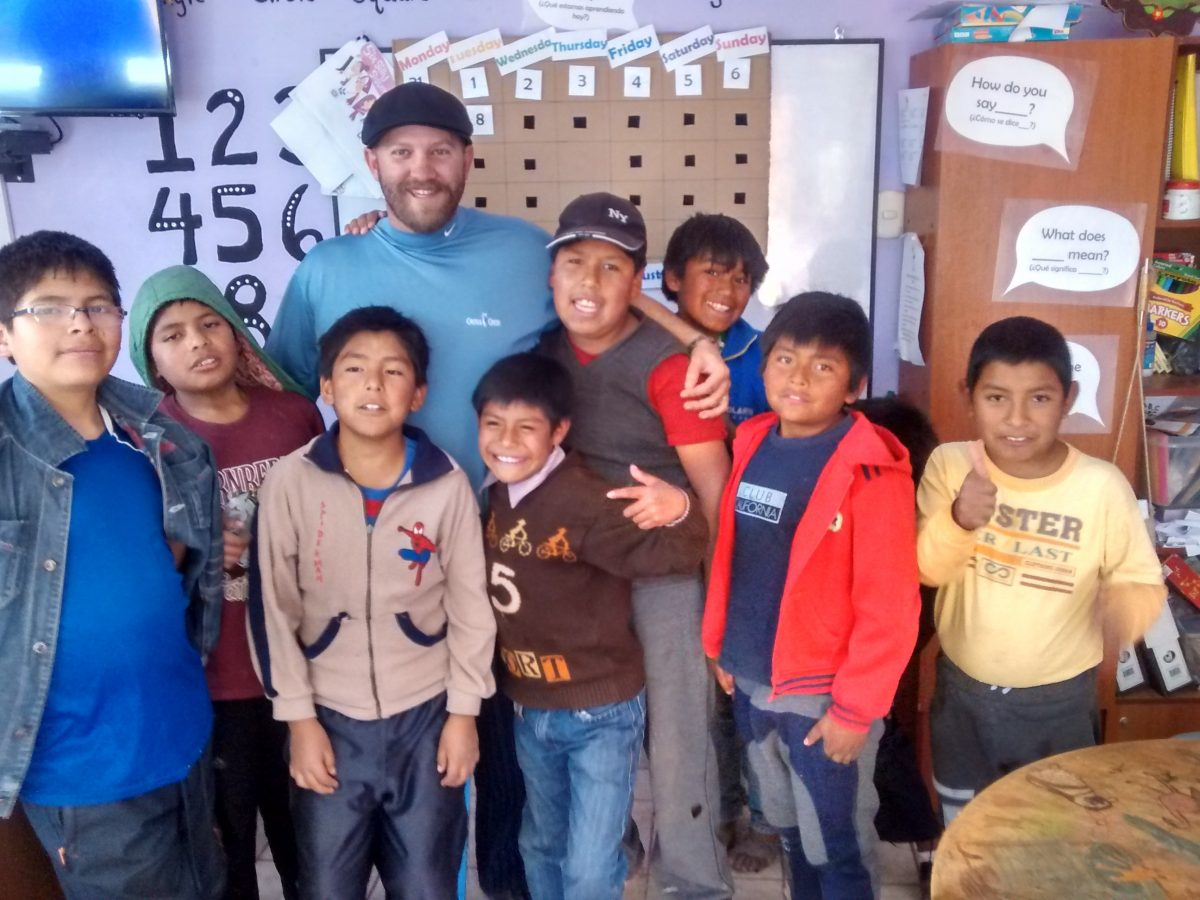 Peru Community English Program