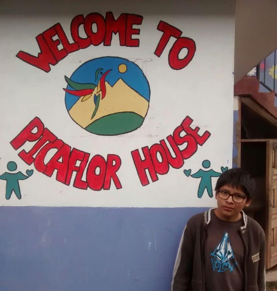 Peru Community Project English Competition Winner