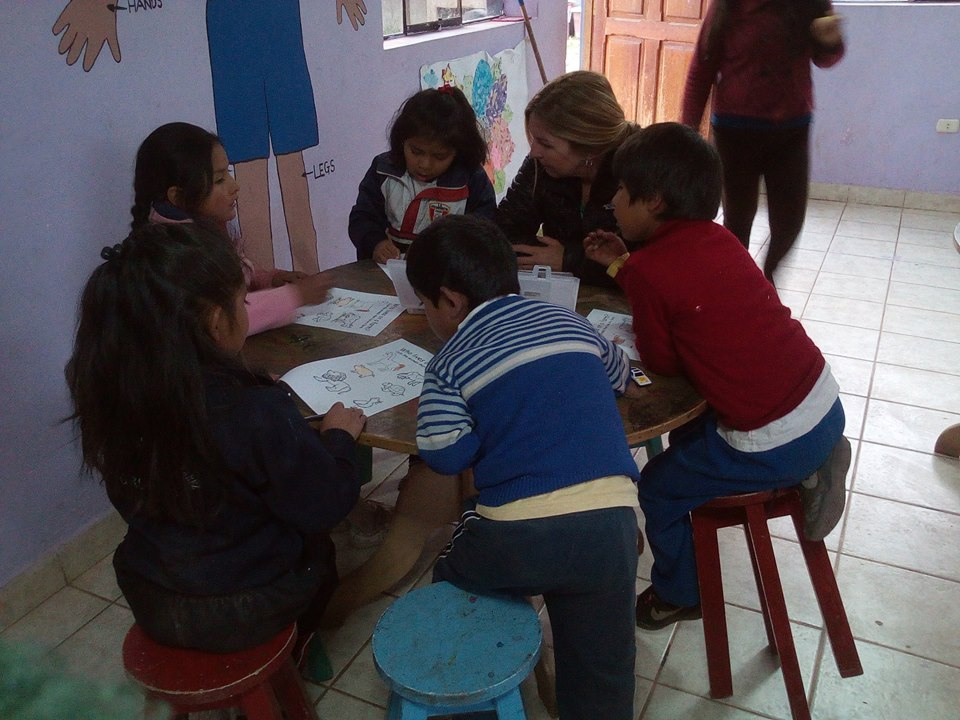 English with Volunteers