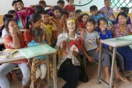 volunteer in gap year