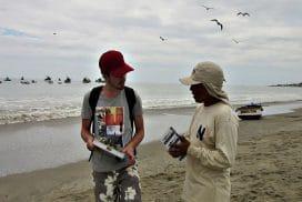 Peru marine conservation