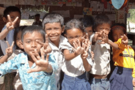 Fundraising for Cambodia Project