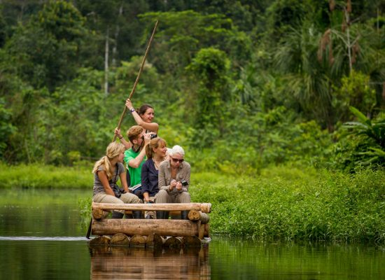 Volunteer at conservation projects abroad