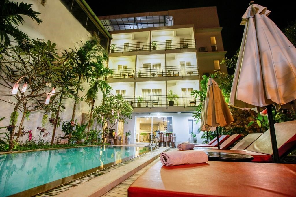 Upgrade Hotel Siem Reap Pool View Siem Reap
