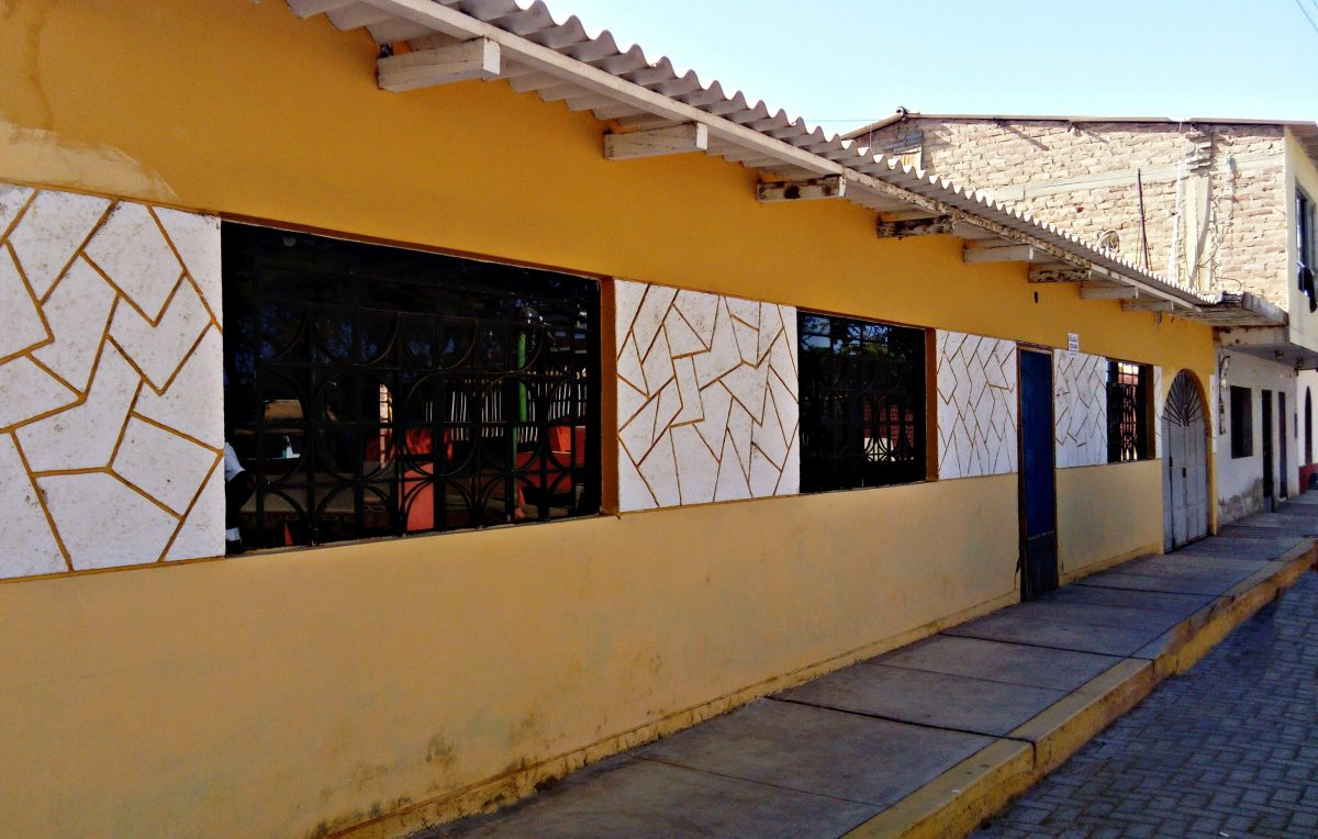 Volunteer House in Los Organos