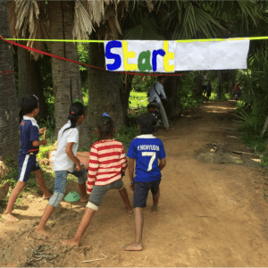 Helping Hands Temple Run 2018