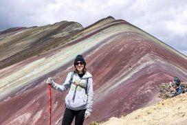Intern at Rainbow Mountain