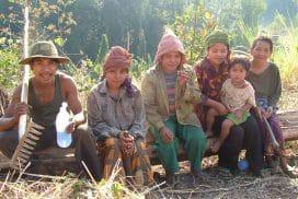 Cambodia Bunong people