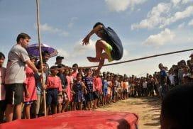 Sports program education Cambodia