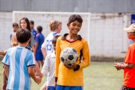 Physical Education Siem Reap Cambodia