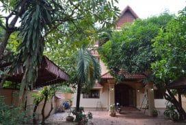 volunteer accommodation cambodia
