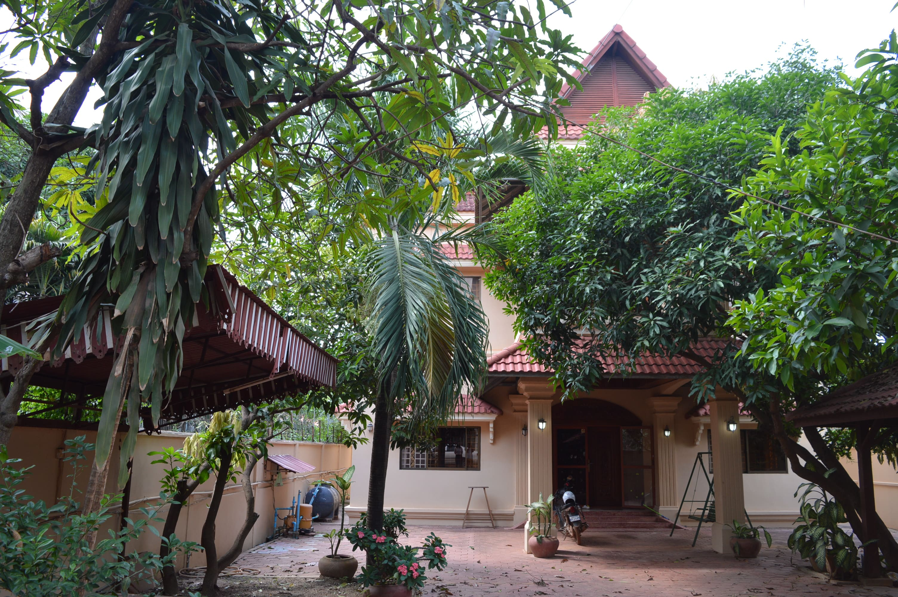 Volunteer House Siem Reap Cambodia