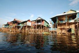 Landscape cambodia