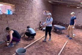 Building Cuy Houses