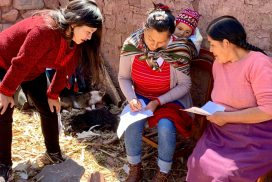 Empowering Women in Peru to Have Finical Independence