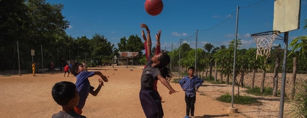 Cambodia Sports Project Slider